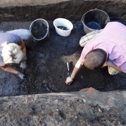 Arheoloģiskie izrakumi Pils ielā 21
