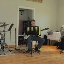 "Džeza kvarteta ""Intro"" koncerts"