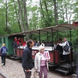 Eiropas dzelzceļnieku vizīte