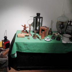 Gaismekļi un sveču darināšana Piejūras brīvdabas muzejā