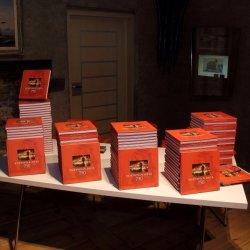 """Grāmatas """"Ventspils osta 750"""" atklāšana"""