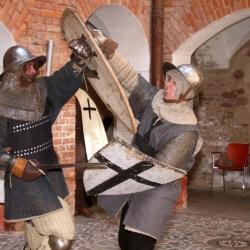 II Viduslaiku mūzikas festivāls un bruņinieku divkaujas