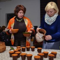 Īstā latvju saimniece