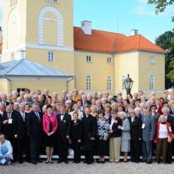 Latvijas Ordeņu brālības salidojums