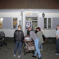 Muzeju nakts Ventspils Amatu mājā 2019
