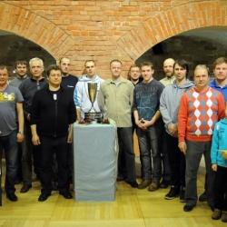 Novusa turnīrs pilī'2012