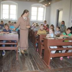 Stunda senajā klasē