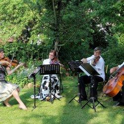"""""""Svētdienas kvarteta"""" koncerts"""