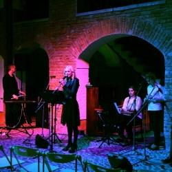 Ventspils jaunie mūziķi pilī