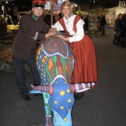 """Ventspils muzejs izstādē """"Balttour'2012"""""""