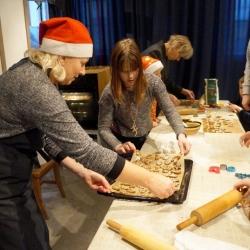 Ziemassvētku darbnīcas
