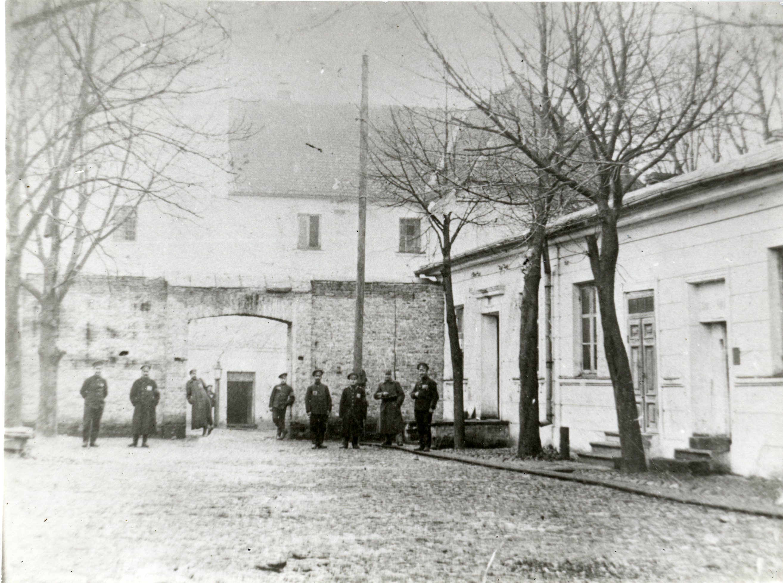 Vēstures otrdienas. Bēgšana no cietuma