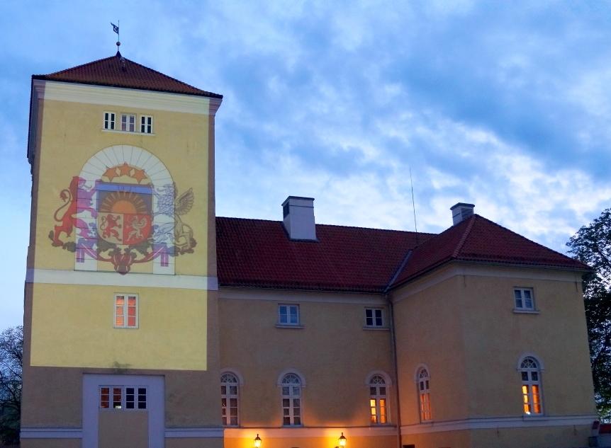 18. novembrī Livonijas odeņa pils atvērta no 10:00-16:00