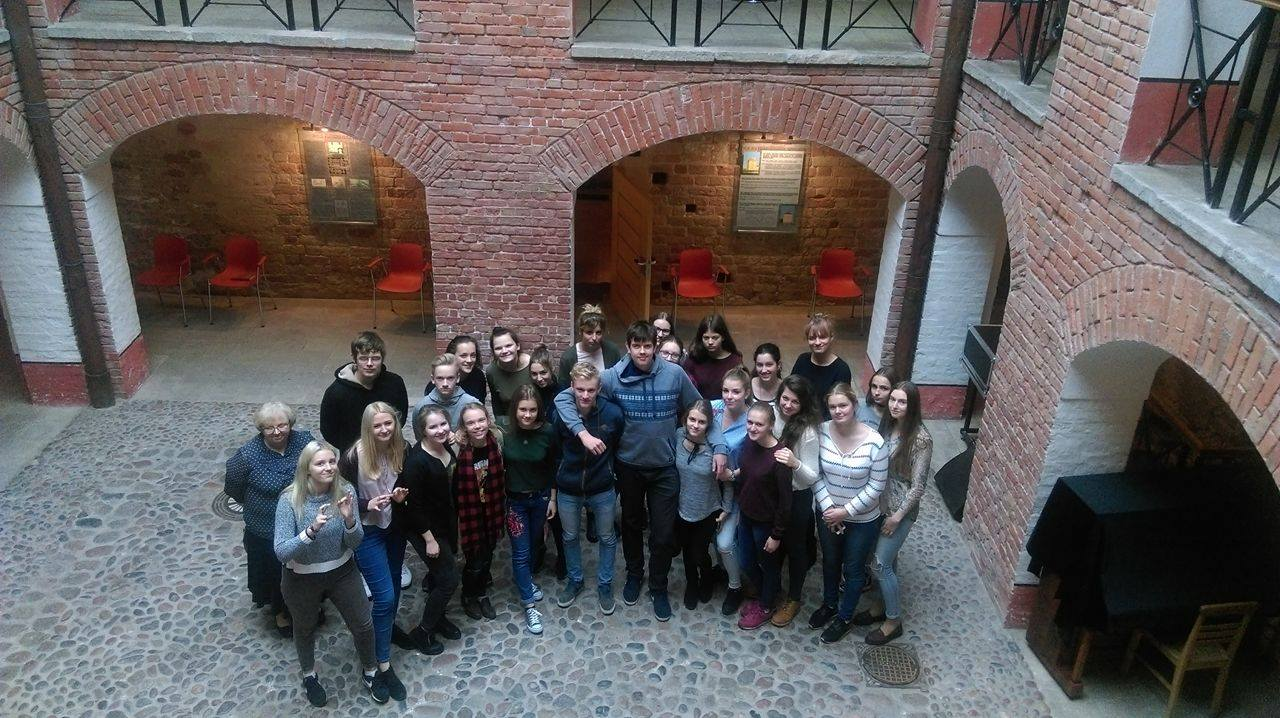 Karjeras dienas Ventspils muzejā