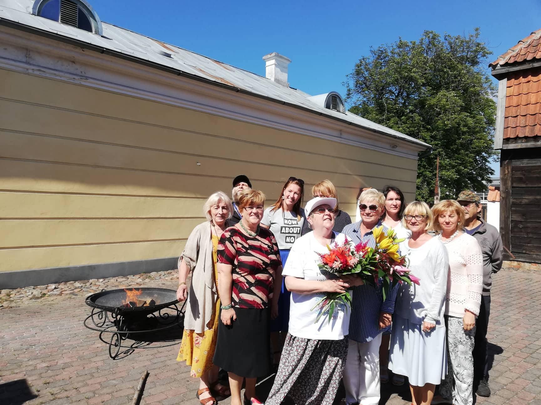 40 gadi Ventspils muzejā