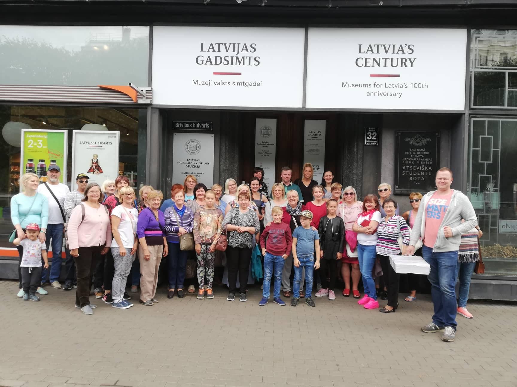 Ventspils muzejs pieredzes apmaiņas braucienā