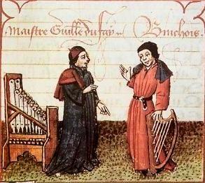 Viduslaiki mūzikā