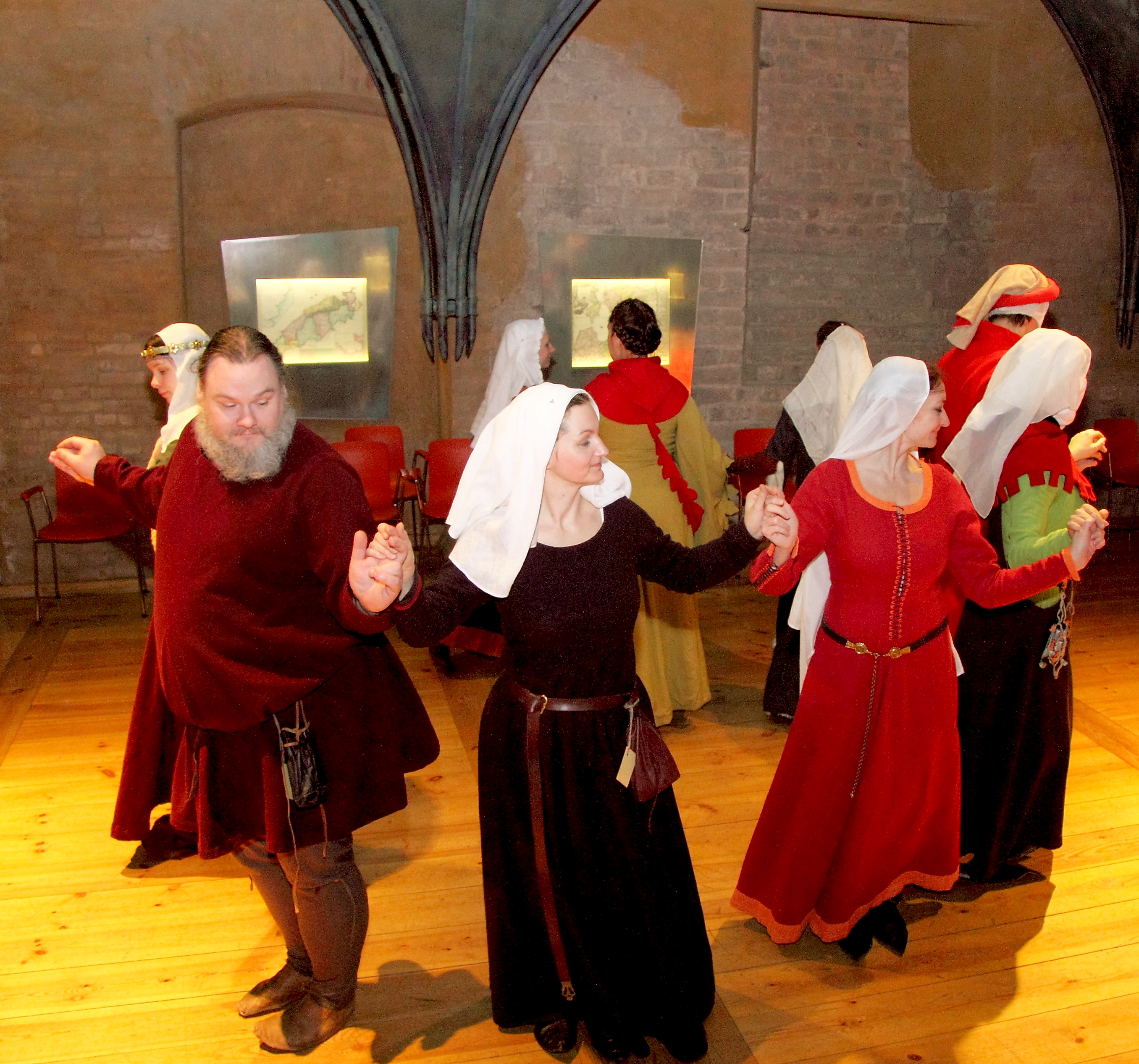 Ziemas turnīrs Sv.Valentīns Livonijas ordeņa pilī