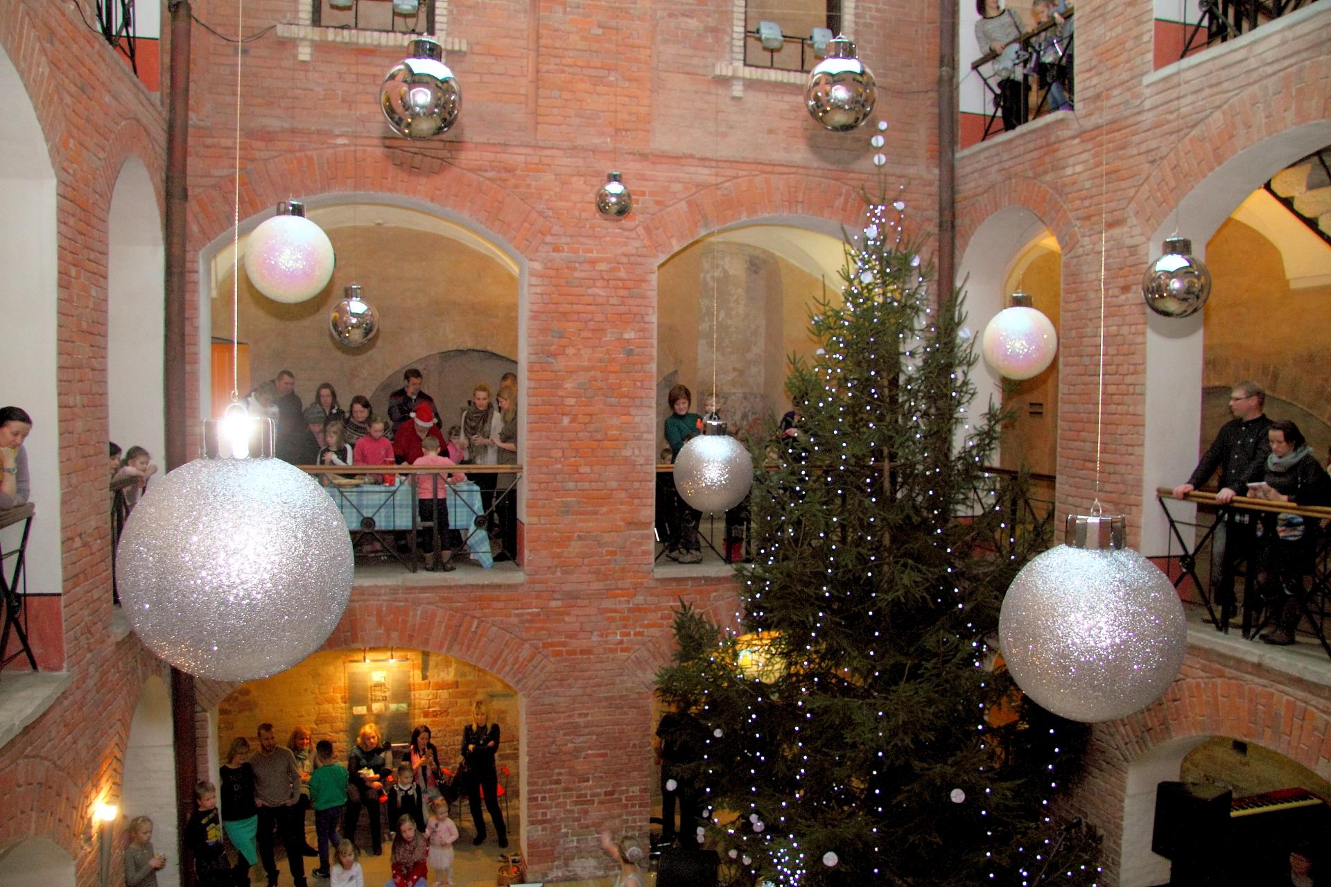Ventspils muzeja darba laiks gada nogalē