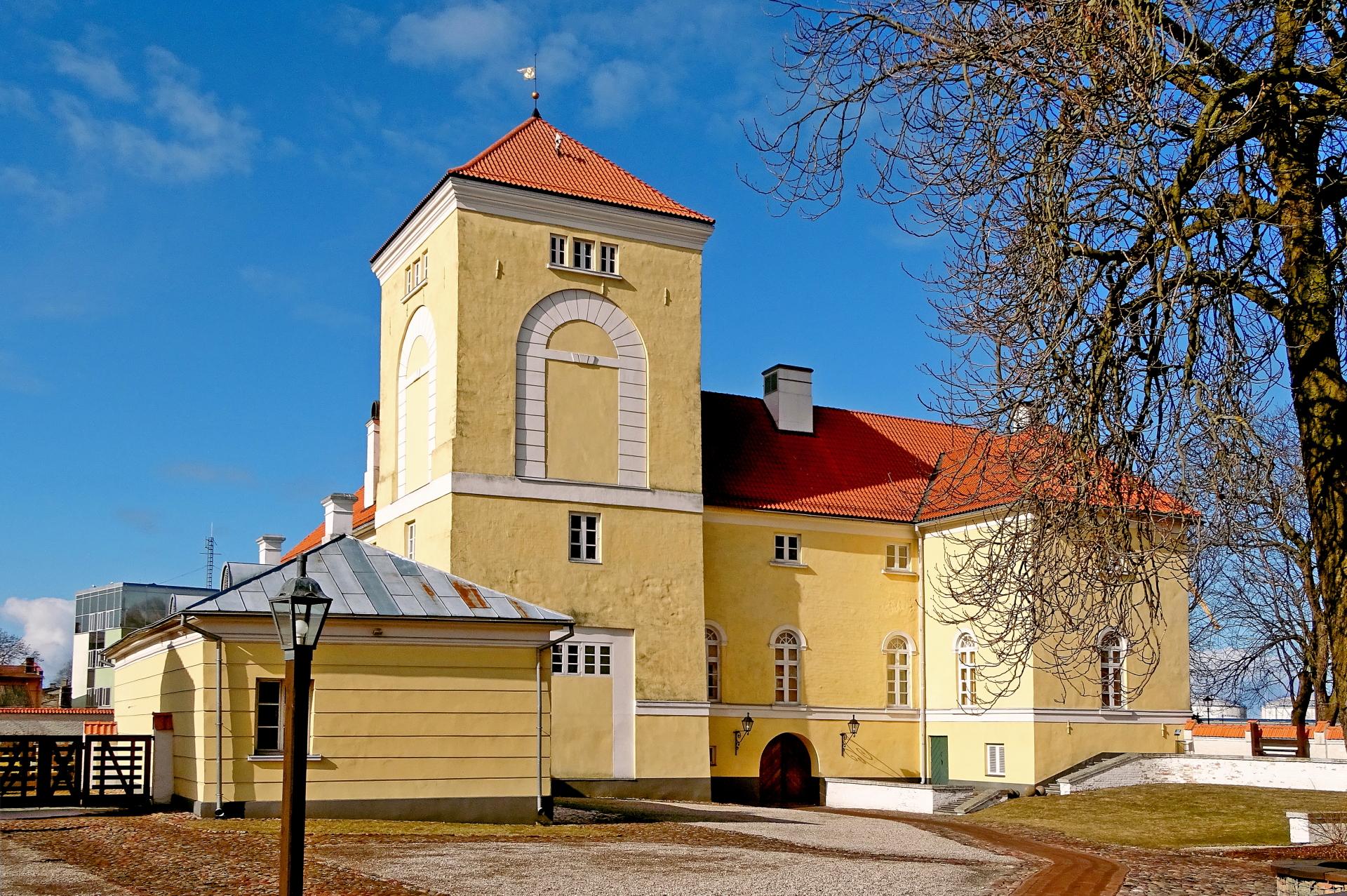 Valsts atbalsts Ventspils muzeja iecerēm