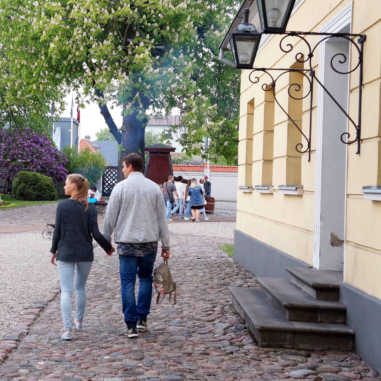 Ventspils muzejs aicina uz pastaigām