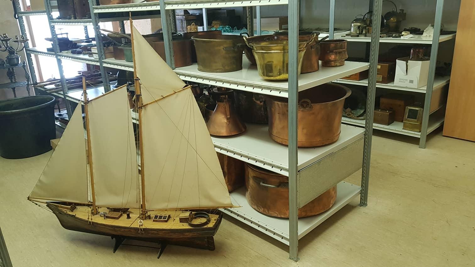 Ventspils muzejs papildina krājumu