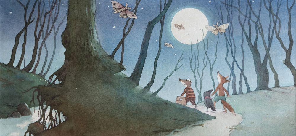 Tikšanās ar 30 grāmatu ilustratori