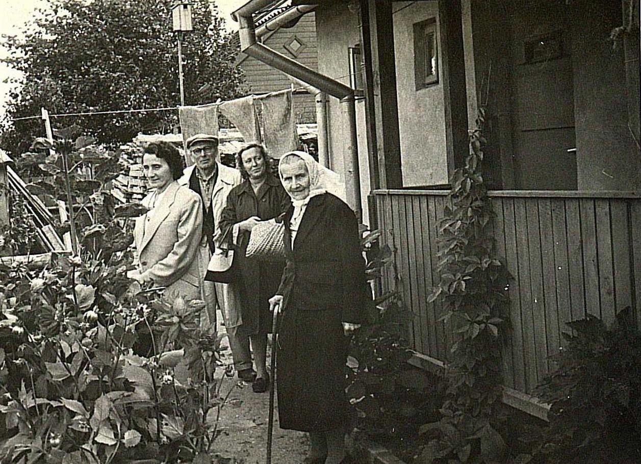 Herberta Dorbes muzejā tiksies Šamu dzimtas pēcnācēji