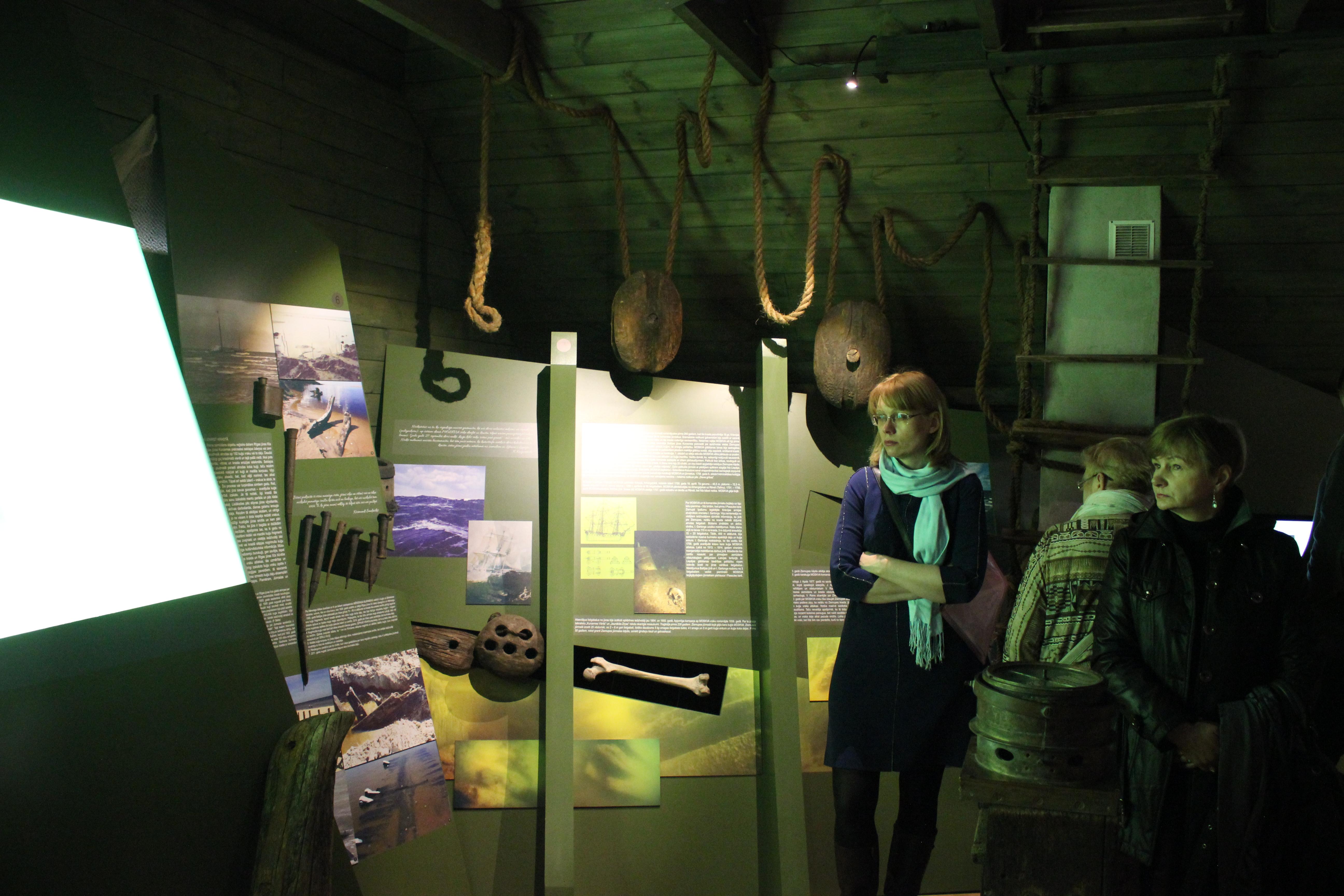 Ventspils muzejs kustībā