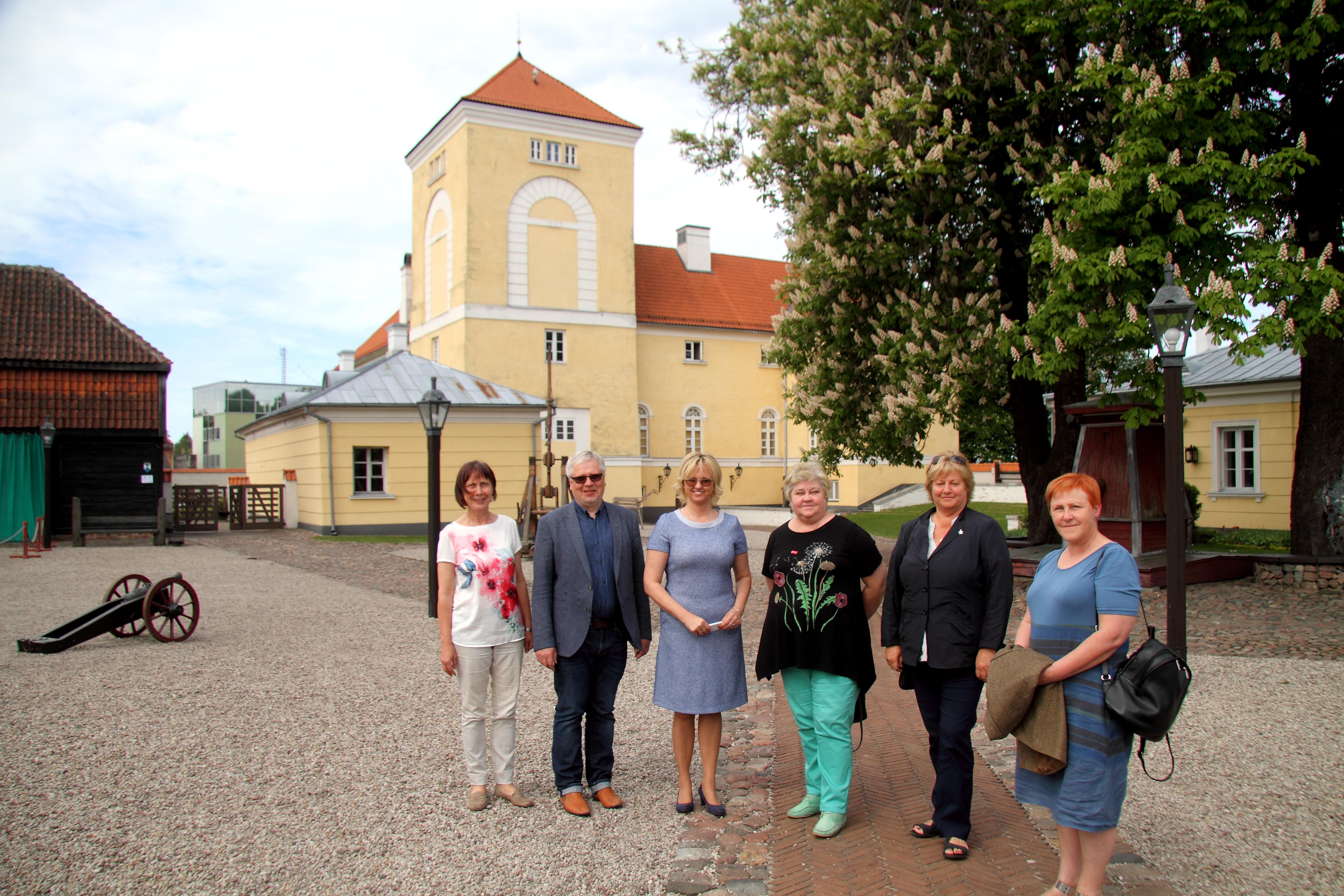 Ventspils muzejs akreditācijas gaitā