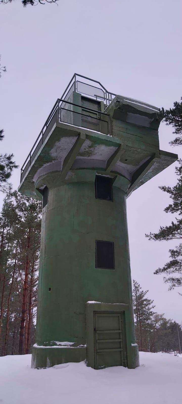 Ventspils militārā mantojuma pieejamība apmeklētājiem