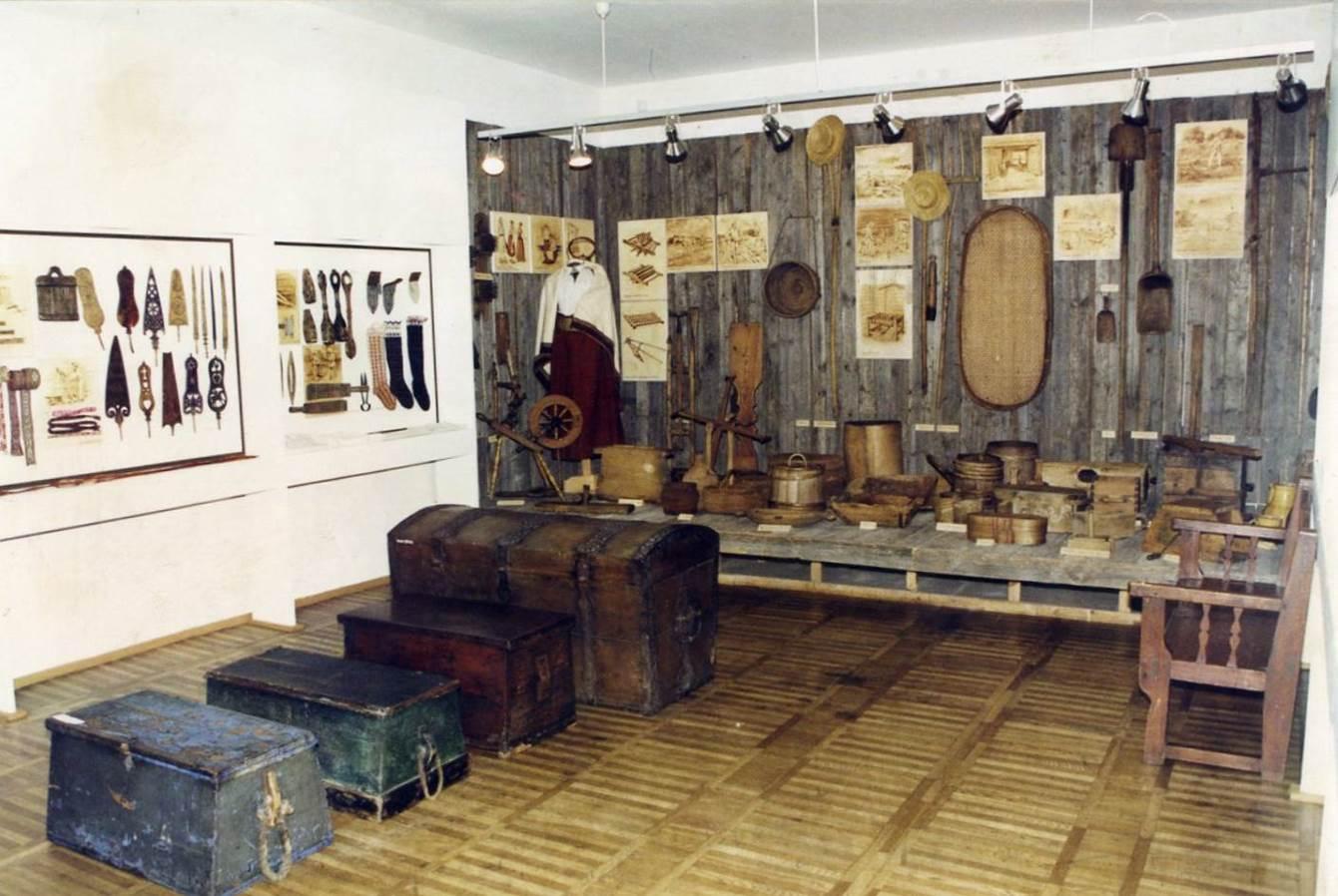Ventspils muzejam – 60 (1978-1988)
