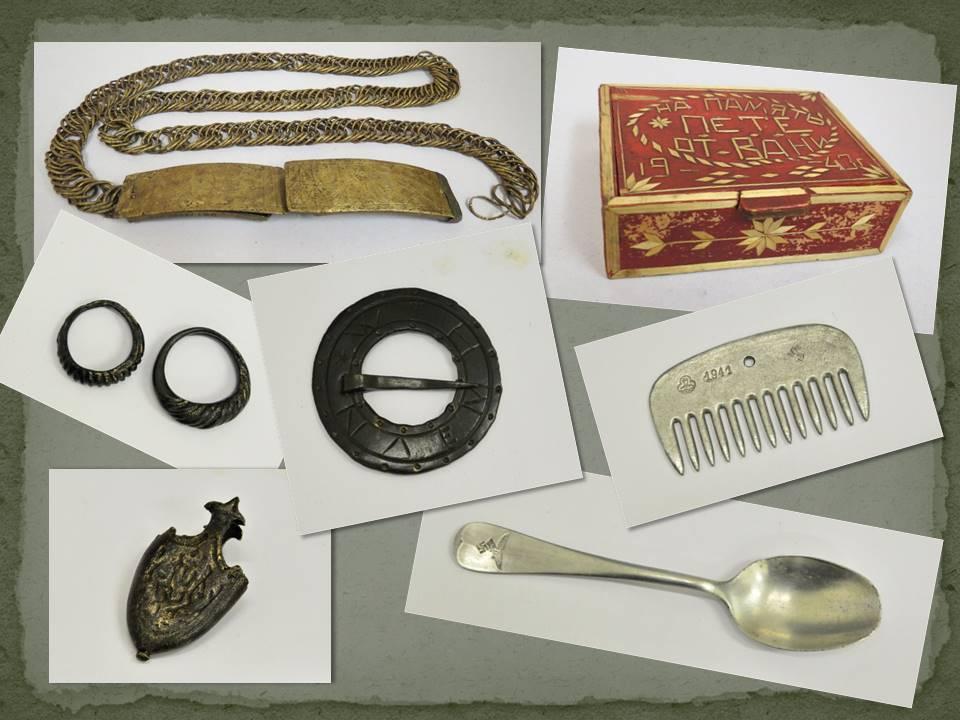 Ventspils muzejs deponējis priekšmetus Aizputes novadpētniecības muzeja topošai pamatekspozīcijai