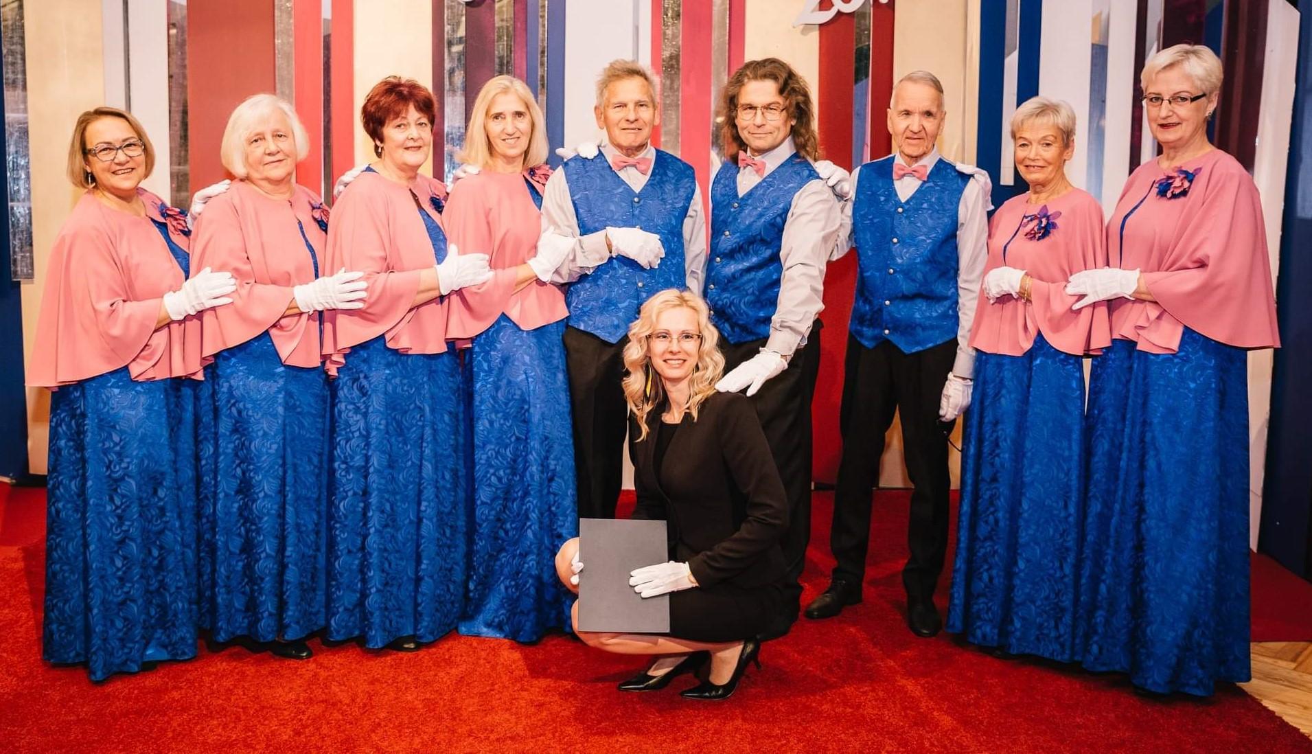 """Vokālais ansamblis """"Vīzija"""" (Jelgava) koncertēs Livonijas ordeņa pilī"""