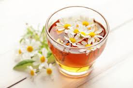 Pie karstas zāļu tējas